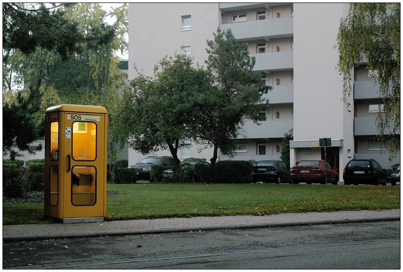 Ein Idyll der Telekommunikation