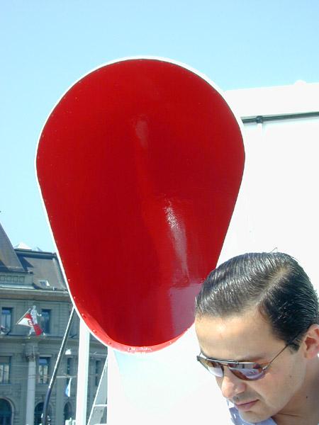 Ein Italiener in Luzern