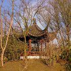 Ein japanischer Pavillon