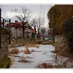 ein kalter tag in quedlinburg