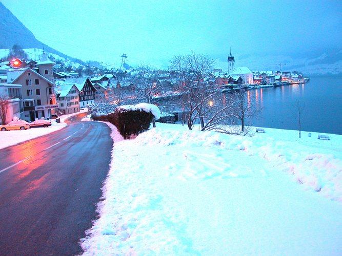 ein kalter Wintermorgen..