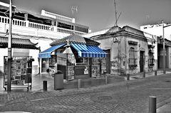 Ein Kiosk