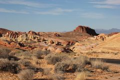 "Ein ""Klassiker"" im Valley of Fire..."
