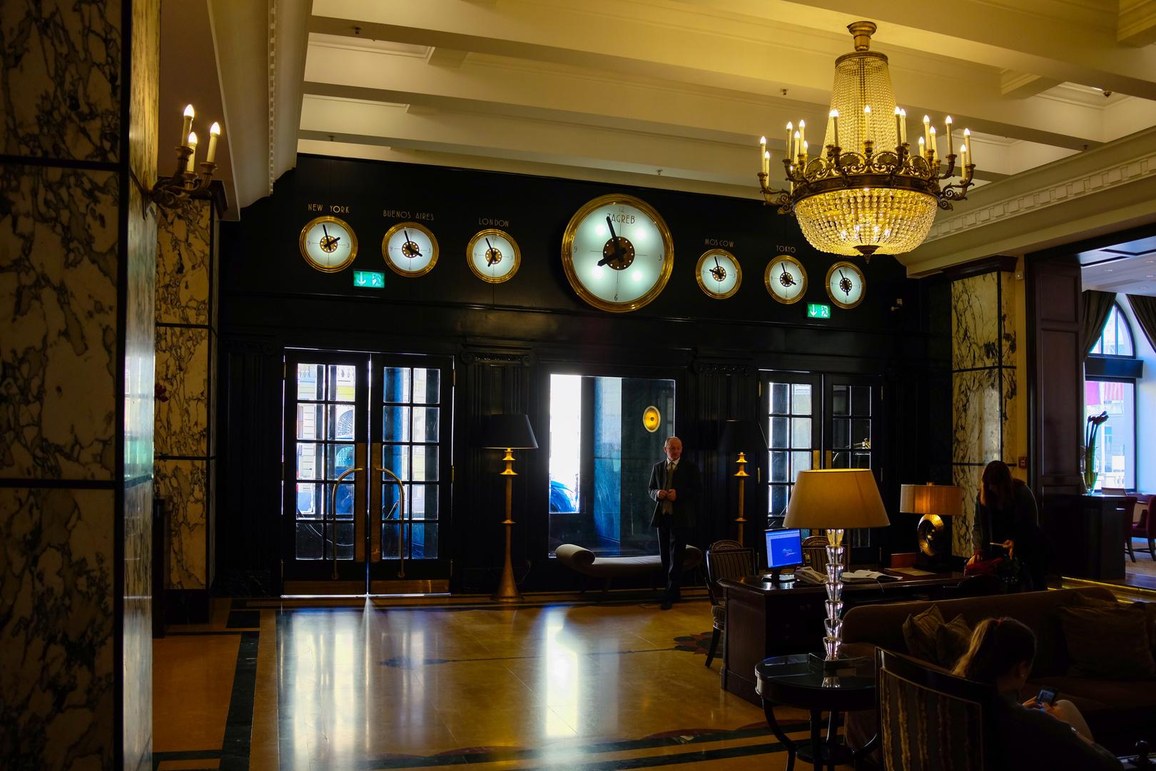 Ein klassisches Grand Hotel...