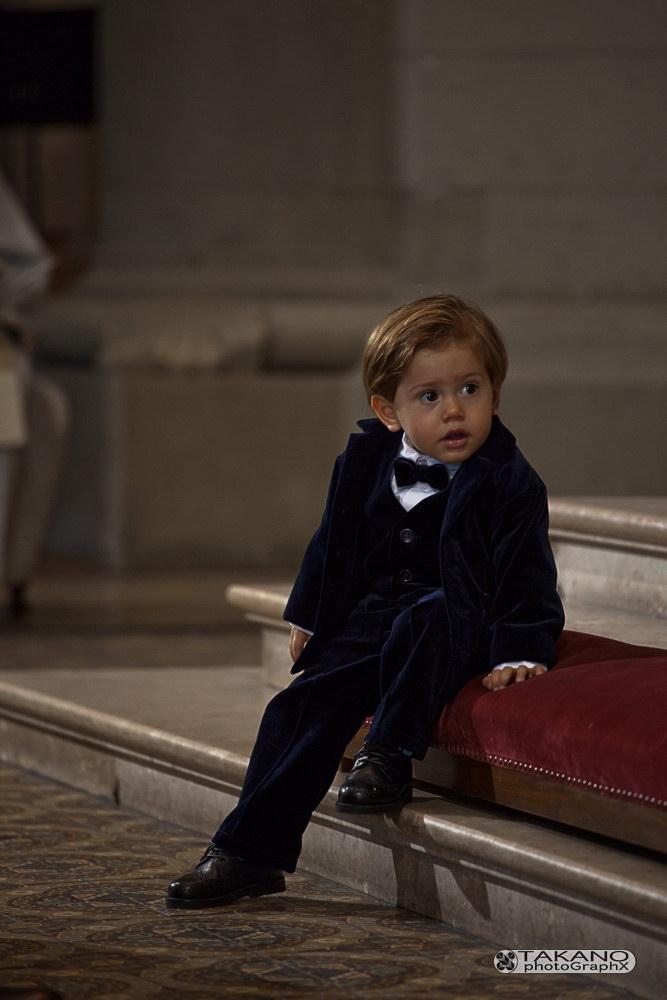Ein kleiner Gentleman