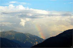 Ein kleiner Regenbogen