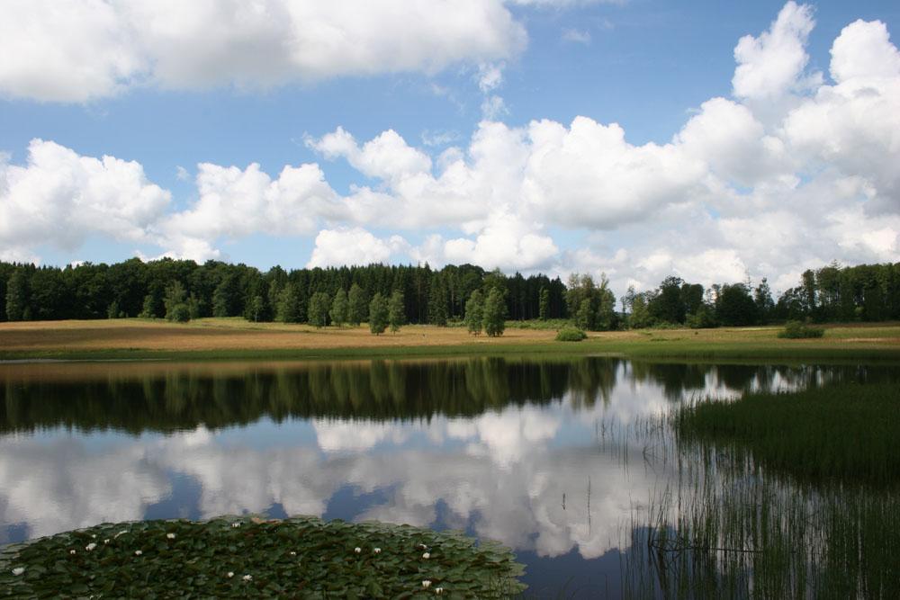 Ein kleiner See