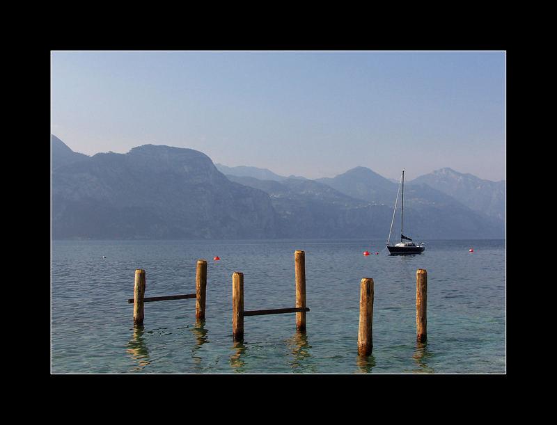Ein kleiner Teil vom Gardasee