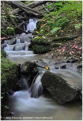 --- Ein kleiner Wasserfall ---