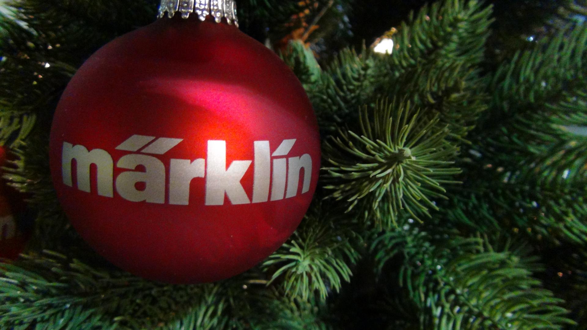 Ein kleiner Weihnachtsgruß aus dem Märklin-Museum