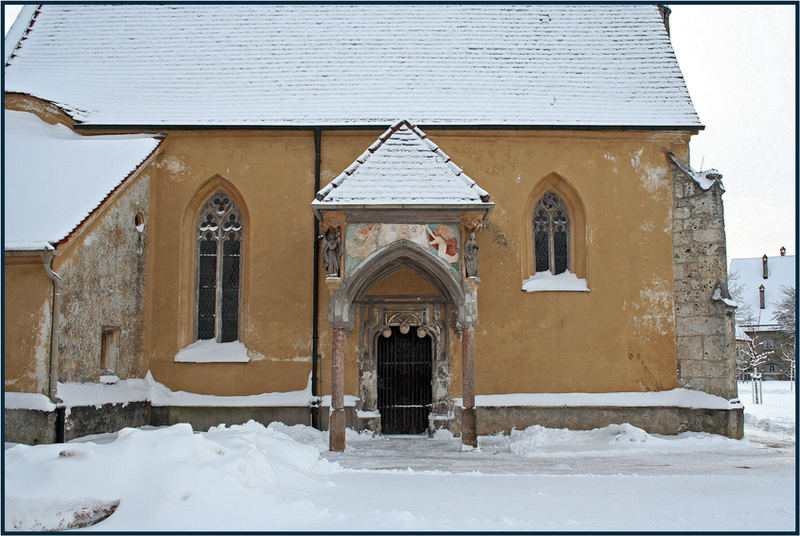 Ein Kleinod gotischer Baukunst