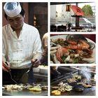 Ein köstlicher Abend im Japanischen Restaurant