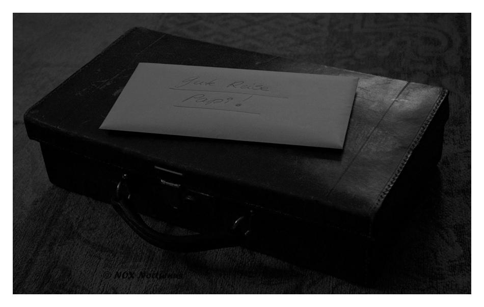 ein Koffer voller Erinnerungen