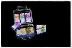 Ein Koffer voller Geld ;-)