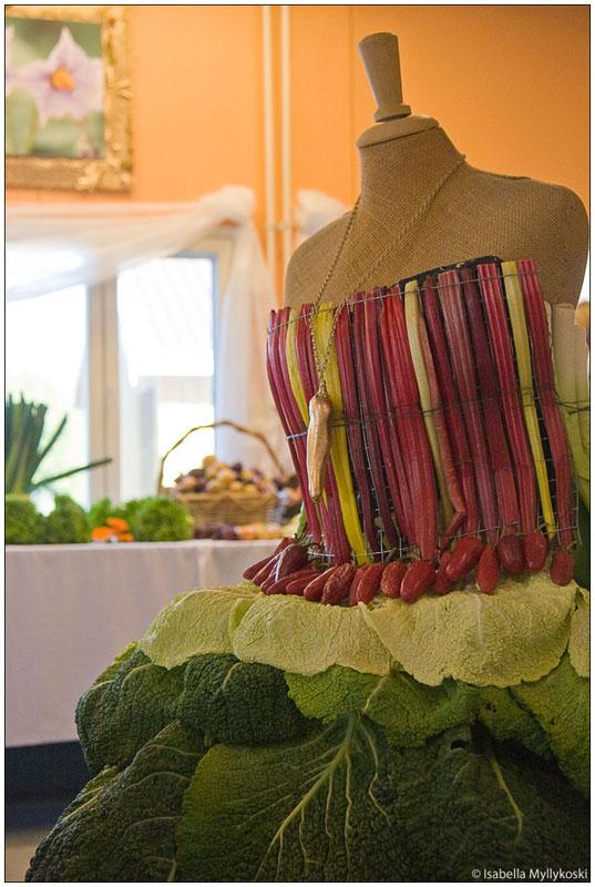 Ein kohles Kleid
