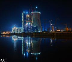 Ein Kraftwerk wird geboren....