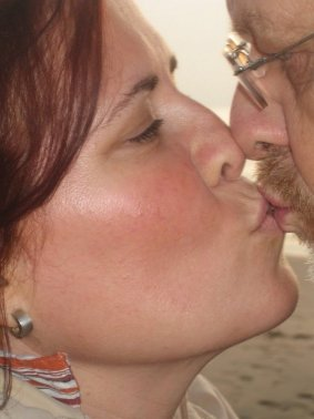 Ein Kuss.....