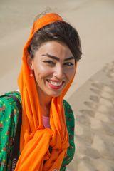 ein Lachen in der Wüste