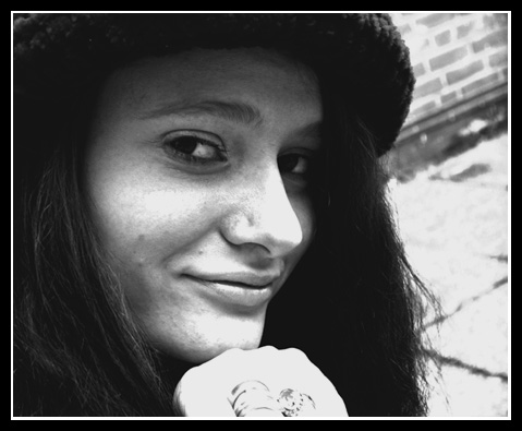 Ein Lächeln....