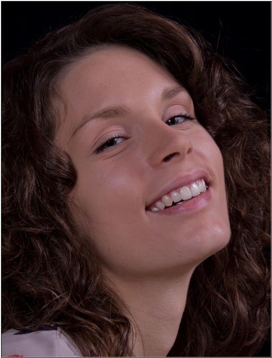 Ein Lächeln...