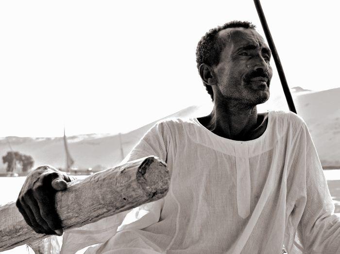 Ein leben auf dem Nil