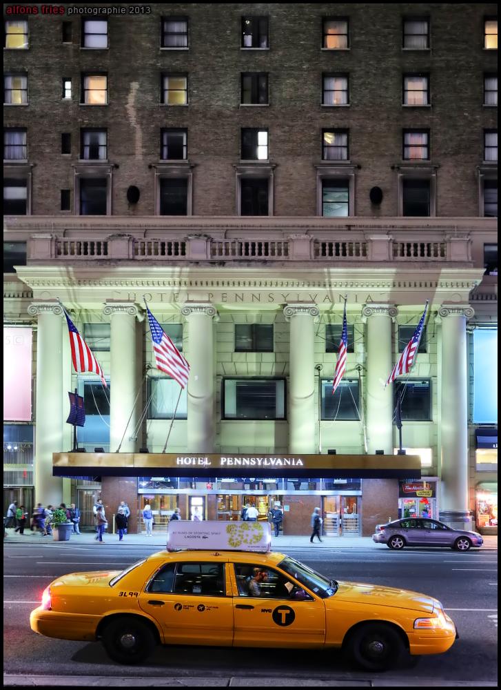 Ein legendäres Hotel!!