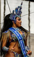 .....ein letzter Blick auf die Königin.....