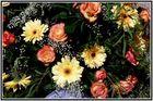 Ein letzter Blütengruß,