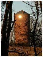 """Ein """"Leucht-Turm"""" auf dem Festland"""