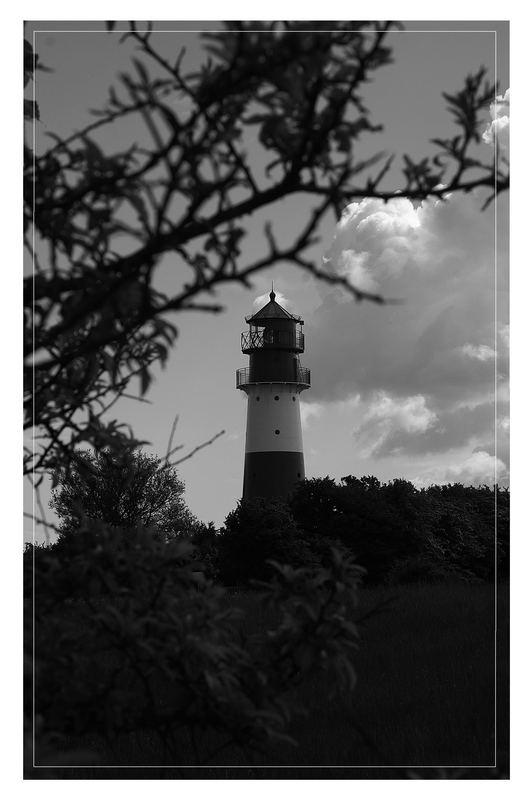 Ein Leuchturm aus der Vergangenheit ...