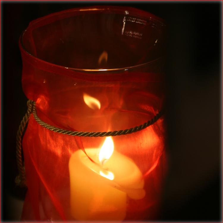 Ein Licht.....