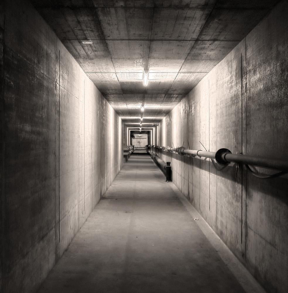 Ein Licht am Ende des Tunnels...