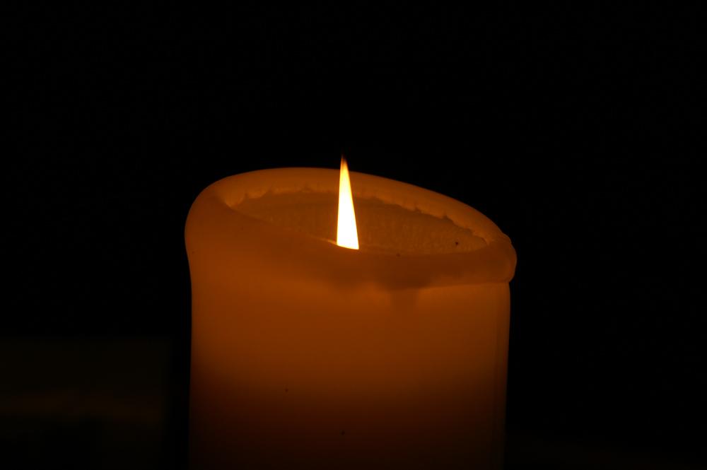 Ein Licht im Dunkel