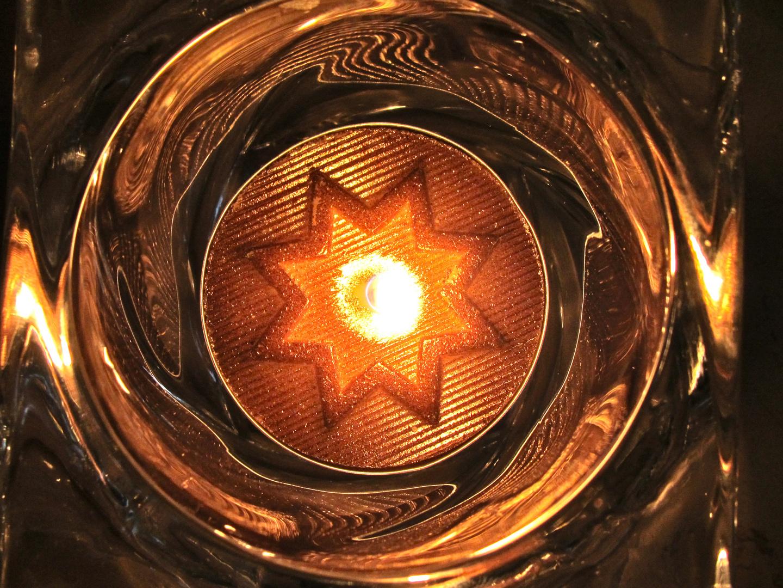 Ein Licht zum 1. Advent