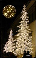Ein Lichtergruß aus Essen vom Weihnachtsmarkt 2014