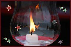 Ein Lichtlein brennt....