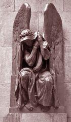 ein männlicher Engel