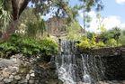 Ein märchenhafter Wasserfall