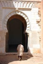 """... ein """"Maure"""" in der Alhambra"""