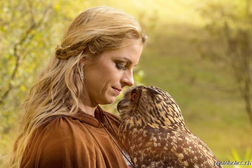 Ein Mensch ohne Phantasie ist wie ein Vogel ohne Flügel.