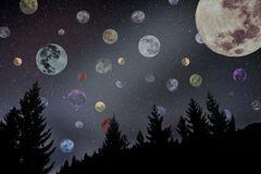 Ein Mond ist zu wenig