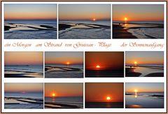 ein Morgen am Meer -3-