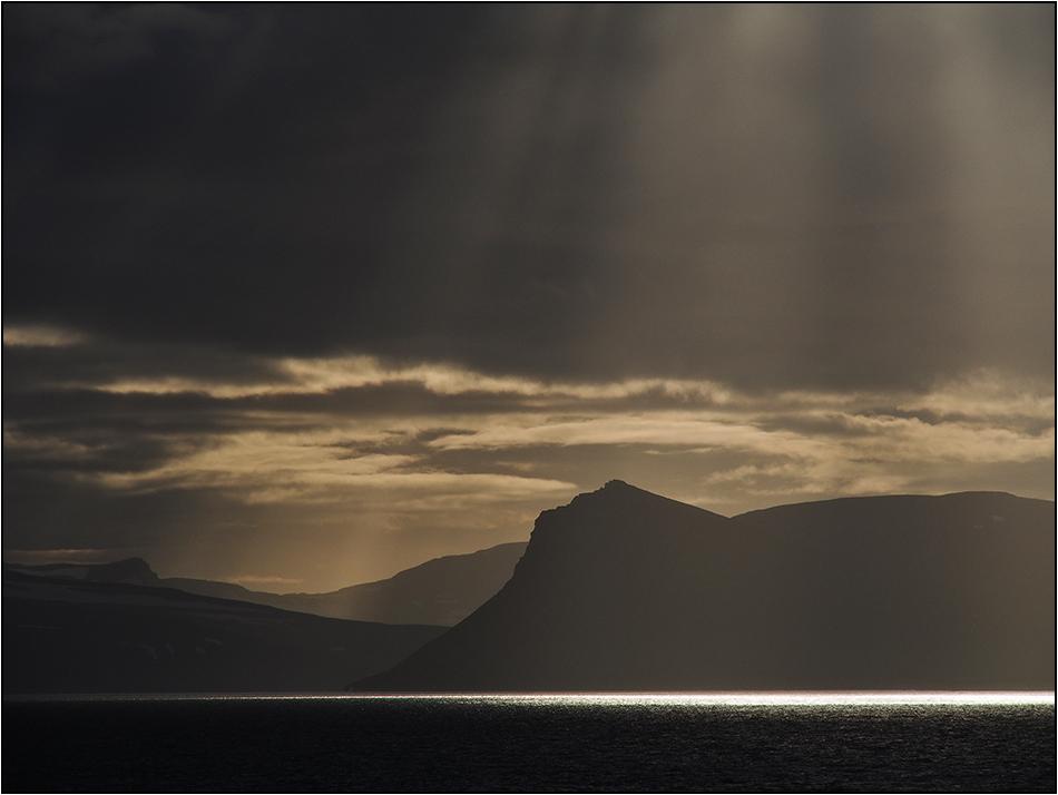 Ein Morgen am Ísafjarðardjúp 3
