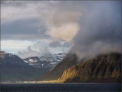 Ein Morgen am Ísafjarðardjúp 4
