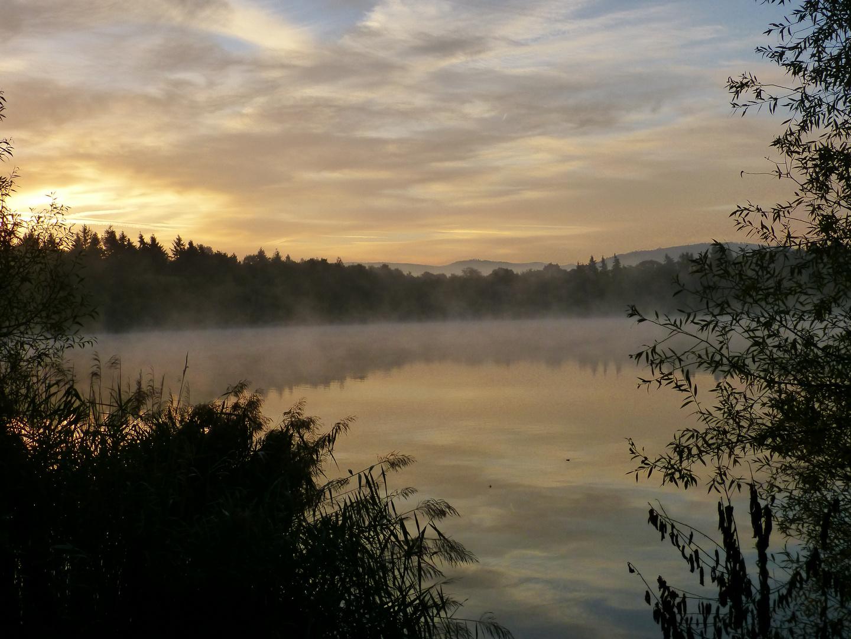 Ein Morgen am See Teil2