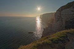 ~ Ein Morgen an der Steilküste ~