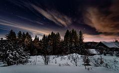 Ein Morgengruß aus dem Bayerischen Wald