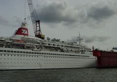 Ein Nassauer in Hamburg