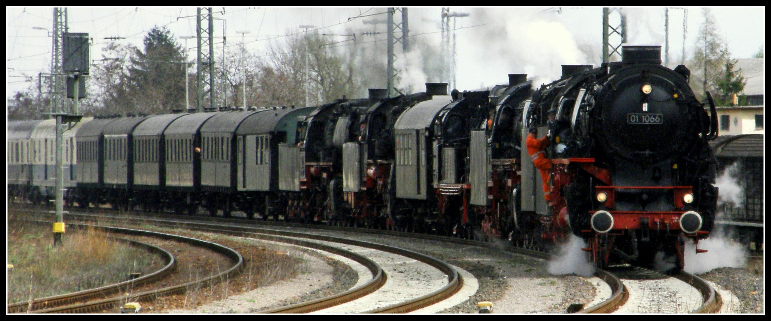 Ein netter Zug....