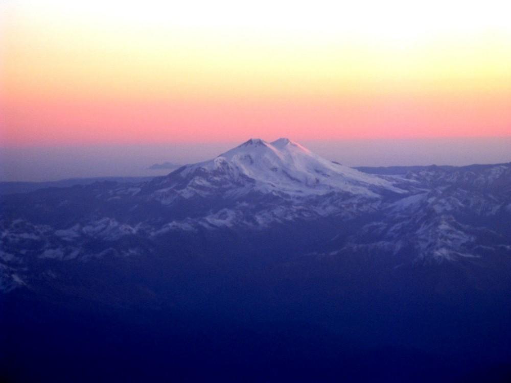 ein neuer morgen auf dem berg ararat